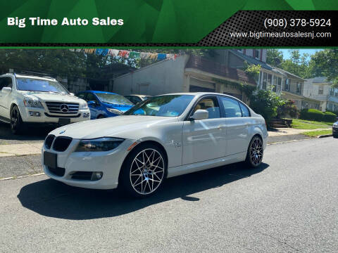 2009 BMW 3 Series for sale at Big Time Auto Sales in Vauxhall NJ