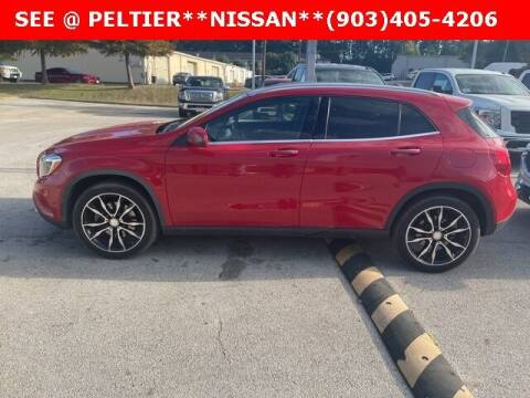 2017 Mercedes-Benz GLA for sale at TEX TYLER Autos Cars Trucks SUV Sales in Tyler TX