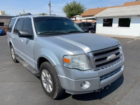 2010 Ford Expedition for sale at Robert Judd Auto Sales in Washington UT