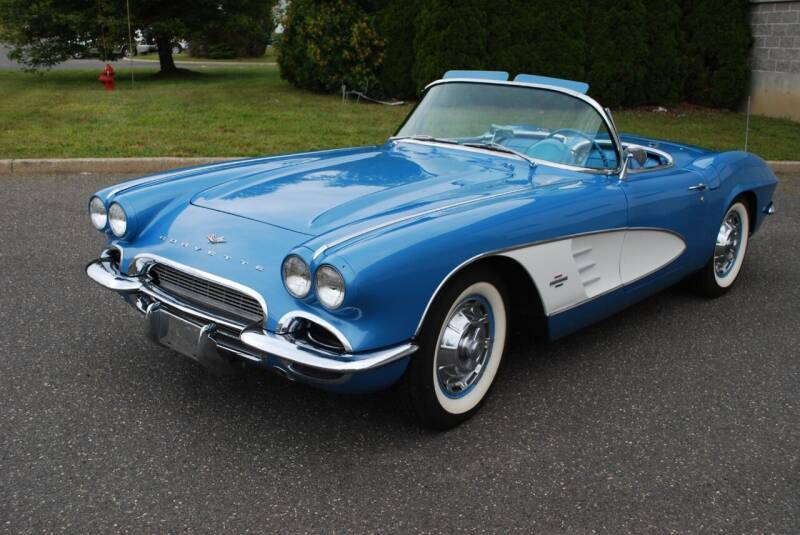 1961 Chevrolet Corvette for sale at New Milford Motors in New Milford CT