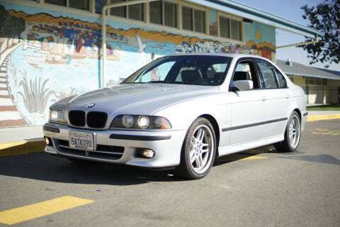 2003 BMW 5 Series for sale at Sports Plus Motor Group LLC in Sunnyvale CA