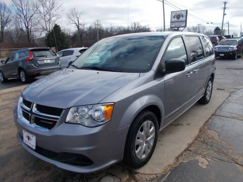 2018 Dodge Grand Caravan for sale at High Country Motors in Mountain Home AR