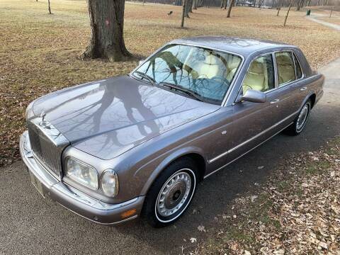2000 Rolls-Royce Silver Seraph for sale at Park Ward Motors Museum - Park Ward Motors in Crystal Lake IL