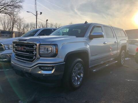 2018 GMC Sierra 1500 for sale at Top Line Import in Haverhill MA