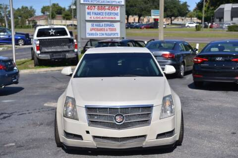 2009 Cadillac CTS for sale at Motor Car Concepts II - Apopka Location in Apopka FL