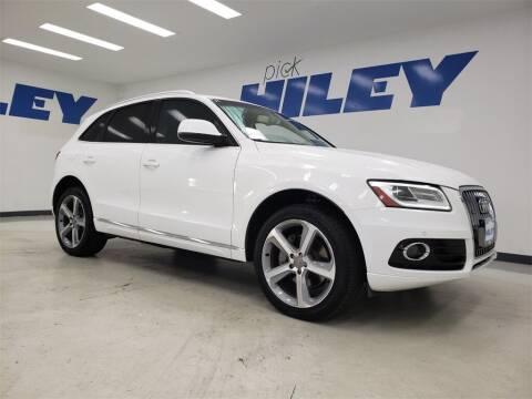 2014 Audi Q5 for sale at HILEY MAZDA VOLKSWAGEN of ARLINGTON in Arlington TX