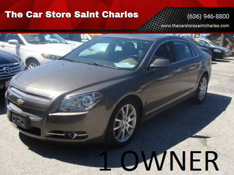 2012 Chevrolet Malibu for sale at The Car Store Saint Charles in Saint Charles MO