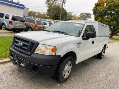 2008 Ford F-150 for sale at Car Stone LLC in Berkeley IL