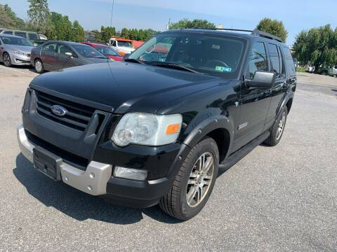 2007 Ford Explorer for sale at Sam's Auto in Akron PA