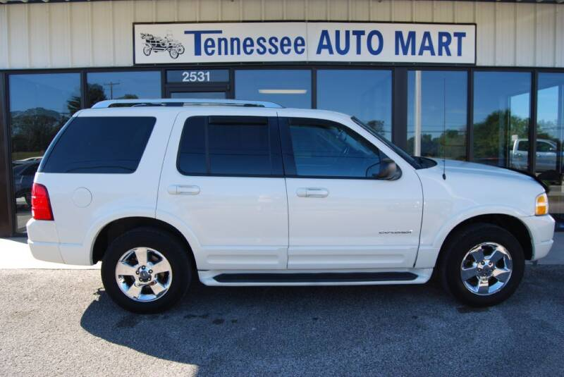 2004 Ford Explorer for sale at Tennessee Auto Mart Columbia in Columbia TN