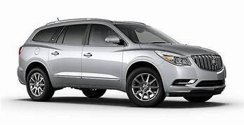 2017 Buick Enclave for sale at FAST LANE AUTOS in Spearfish SD