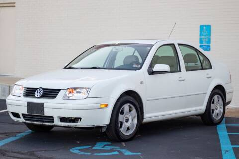 2002 Volkswagen Jetta for sale at Carland Auto Sales INC. in Portsmouth VA