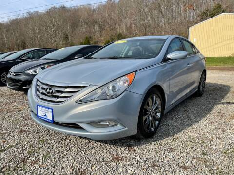 2012 Hyundai Sonata for sale at Court House Cars, LLC in Chillicothe OH