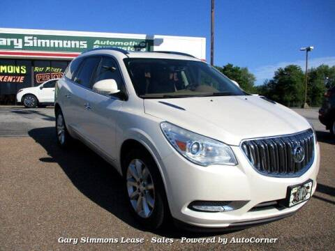 2013 Buick Enclave for sale at Gary Simmons Lease - Sales in Mckenzie TN