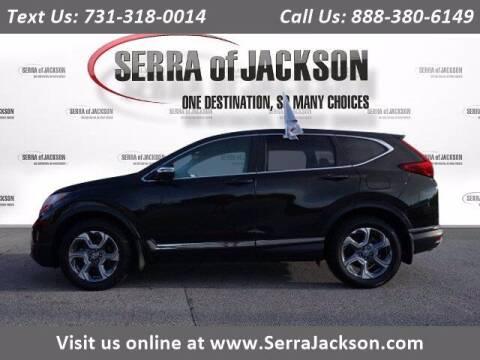 2018 Honda CR-V for sale at Serra Of Jackson in Jackson TN
