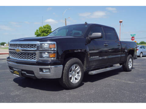 2014 Chevrolet Silverado 1500 for sale at Watson Auto Group in Fort Worth TX