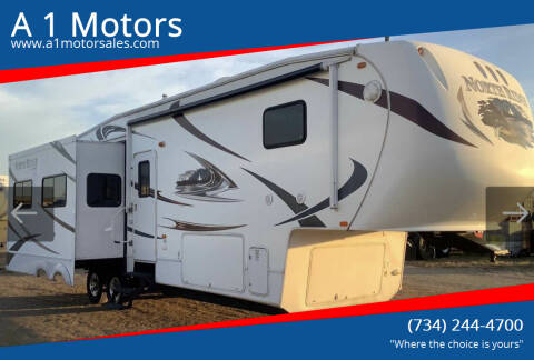 2010 Coachmen North Ridge 320RLT for sale at A 1 Motors in Monroe MI