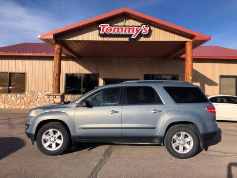 2008 Saturn Outlook for sale at Tommy's Car Lot in Chadron NE