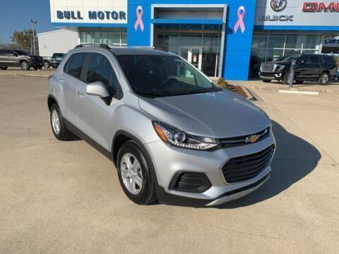 2021 Chevrolet Trax for sale at BULL MOTOR COMPANY in Wynne AR