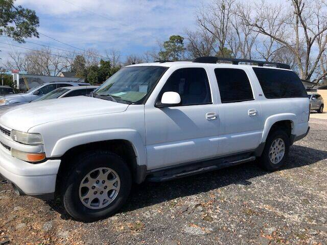 2005 Chevrolet Suburban for sale at Harley's Auto Sales in North Augusta SC