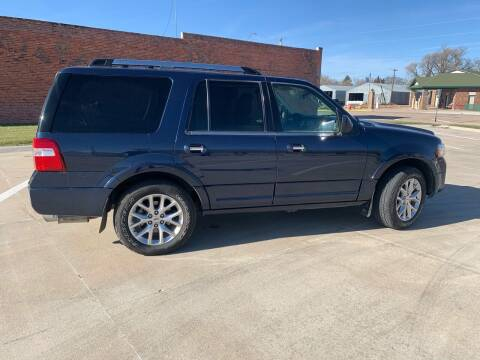 2015 Ford Expedition for sale at Ericson Ford in Loup City NE