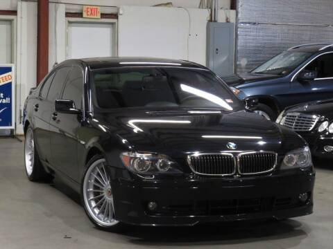 2008 BMW 7 Series for sale at CarPlex in Manassas VA