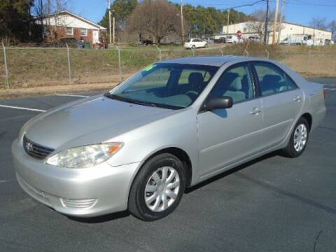 2006 Toyota Camry for sale at Atlanta Auto Max in Norcross GA