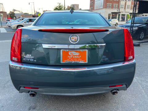 2010 Cadillac CTS for sale at TOP SHELF AUTOMOTIVE in Newark NJ
