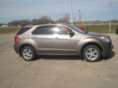 2011 Chevrolet Equinox for sale at G T AUTO PLAZA Inc in Pearl City IL
