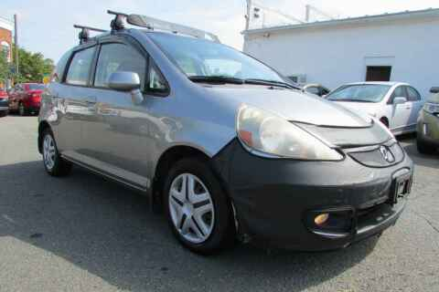2007 Honda Fit for sale at Purcellville Motors in Purcellville VA