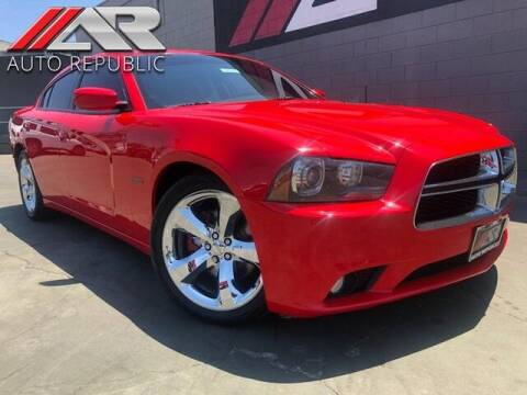 2014 Dodge Charger for sale at Auto Republic Fullerton in Fullerton CA