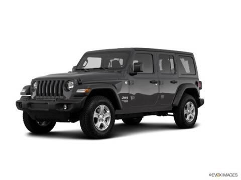 2018 Jeep Wrangler Unlimited for sale at Jo-Dan Motors - Buick GMC in Moosic PA