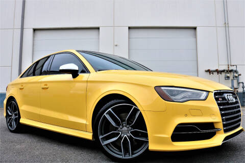 2016 Audi S3 for sale at Chantilly Auto Sales in Chantilly VA