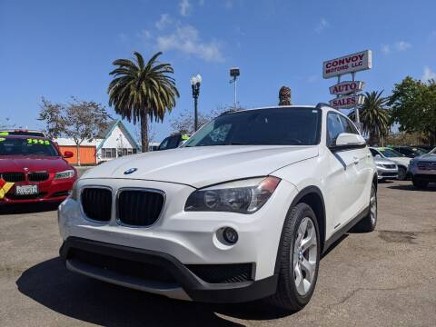 2013 BMW X1 for sale at Convoy Motors LLC in National City CA