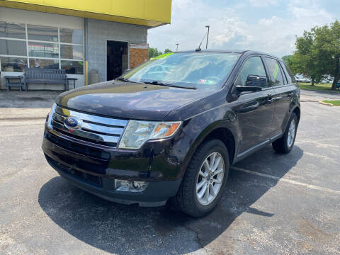 2007 Ford Edge for sale at McNamara Auto Sales - Kenneth Road Lot in York PA