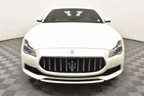 2021 Maserati Quattroporte for sale at Southern Auto Solutions-Jim Ellis Mazda Atlanta in Marietta GA