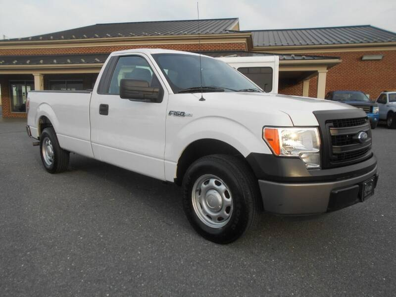 2013 Ford F-150 for sale at Nye Motor Company in Manheim PA