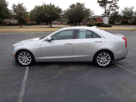 2018 Cadillac ATS for sale at BALKCUM AUTO INC in Wilmington NC