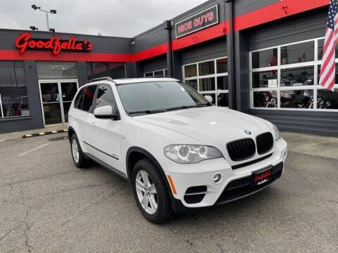 2012 BMW X5 for sale at Goodfella's  Motor Company in Tacoma WA