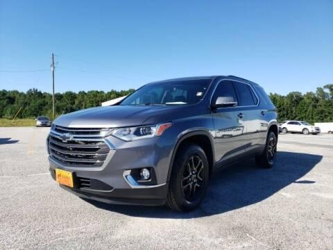 2020 Chevrolet Traverse for sale at Hardy Auto Resales in Dallas GA