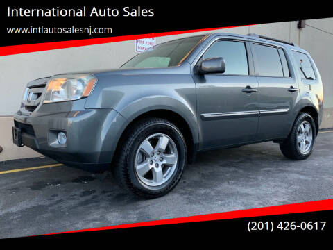 2011 Honda Pilot for sale at International Auto Sales in Hasbrouck Heights NJ