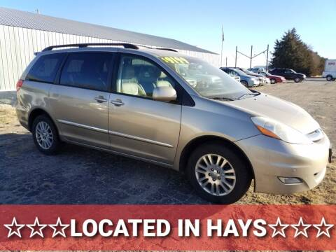 2009 Toyota Sienna for sale at Bretz Inc in Dighton KS