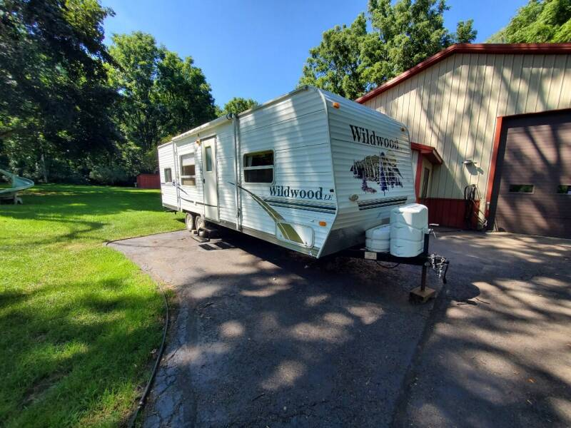 2007 WILDWOOD LE 27RB for sale at Mancuso Country Auto in Batavia NY