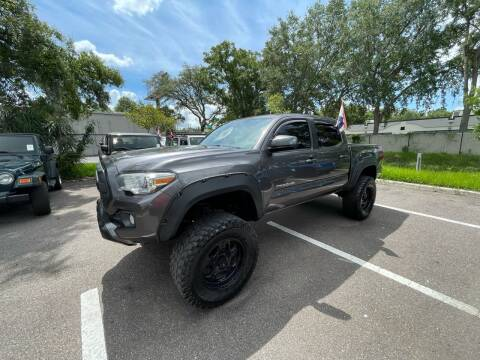2016 Toyota Tacoma for sale at Bay City Autosales in Tampa FL