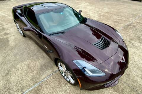 2017 Chevrolet Corvette for sale at Fast Lane Direct in Lufkin TX