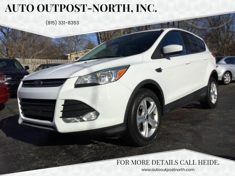 2014 Ford Escape for sale at Auto Outpost-North, Inc. in McHenry IL