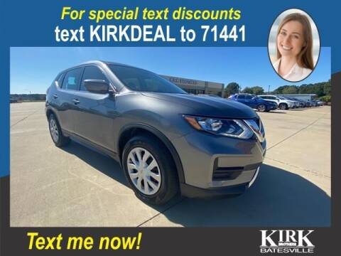 2018 Nissan Rogue for sale at Kirk Brothers Batesville in Batesville MS