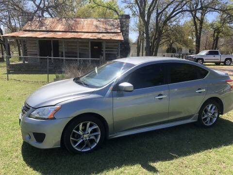 2013 Nissan Sentra for sale at Village Motors Of Salado in Salado TX