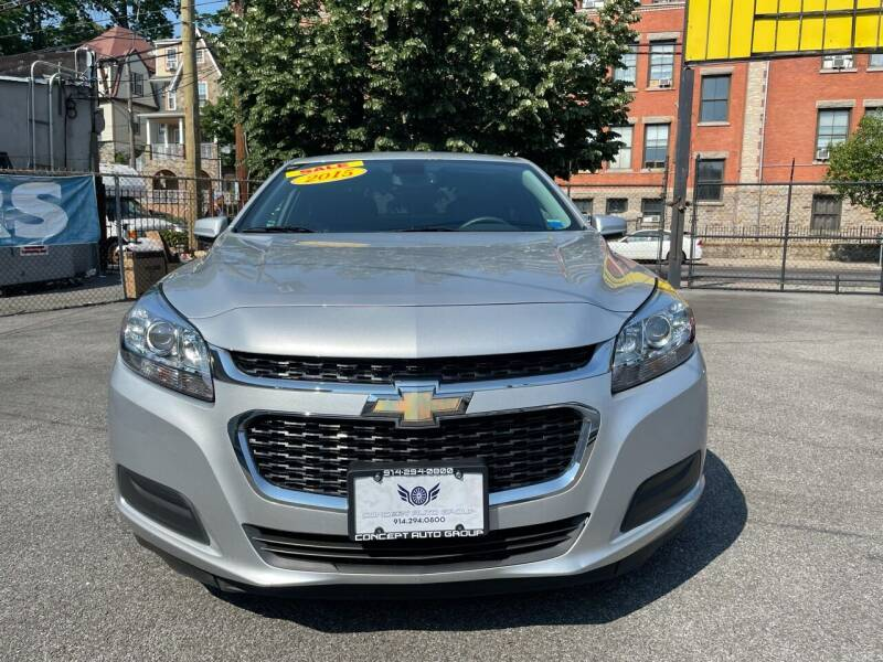 2015 Chevrolet Malibu for sale at Concept Auto Group in Yonkers NY