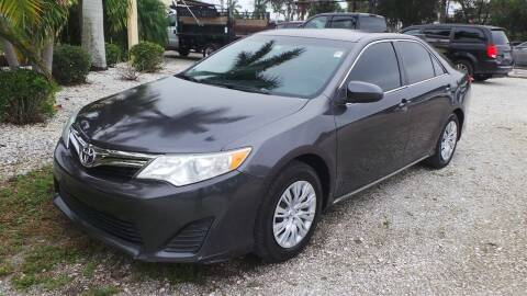 2012 Toyota Camry for sale at Southwest Florida Auto in Fort Myers FL